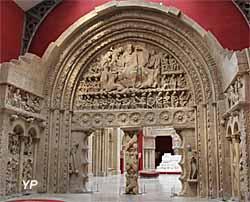 Eglise abbatiale Saint-Pierre de Moissac