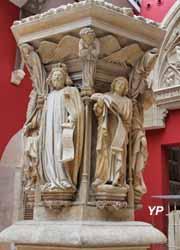 Puits de Moïse, chartreuse de Champmol à Dijon