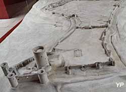 Coucy le Château (maquette)