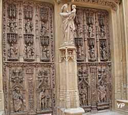 Cathédrale Saint-Sauveur à Aix-en-Provence