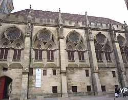 palais synodal (musée) de Sens (doc. Yalta Production)