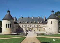 Château de Bussy-Rabutin (Centre des monuments nationaux)