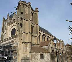 collégiale Notre-Dame et Saint-Loup