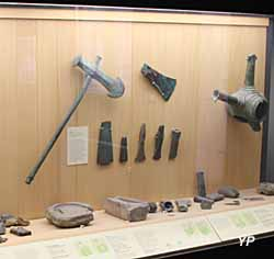 La métallurgie du bronze