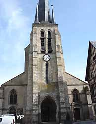 église Saint Jean-Baptiste