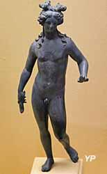 Statue de culte de Mercure