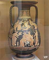 Apulie avec représentation de scènes nuptiales