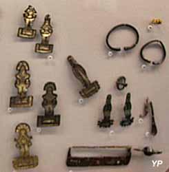 Fibules et bracelets (Ve et VIe siècles)