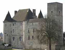 château de Nemours (XIIe) (doc. Yalta Production)