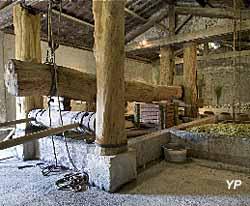 Cave gallo-romaine reconstituée (Mas des Tourelles)