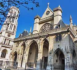 église Saint-Germain-l'Auxerrois (Yalta Production)