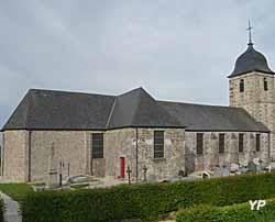 Eglise de Saint-Charles de Percy (doc. Mairie de Saint-Charles de Percy)