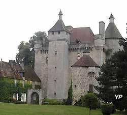 château de Villemonteix