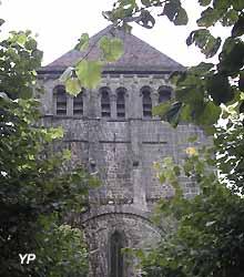 Abbaye de Moutier-d'Ahun