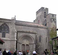 basilique Saint-Nazaire (doc. Yalta Production)
