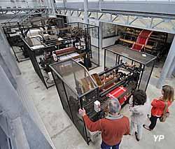 Musée du Textile- métiers à tisser (Jean-Sébastien Evrard)