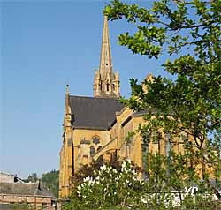 Fumay - église Saint Georges