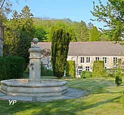 Château de Hierges (Office de Tourisme de Val d'Ardenne)