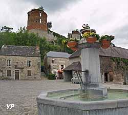Hierges (doc. Office de Tourisme de Val d'Ardenne)
