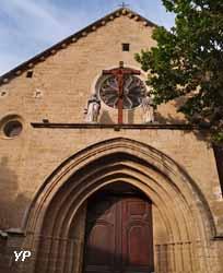Eglise collégiale Saint Jean-Baptiste et Saint Jean l'Evangéliste