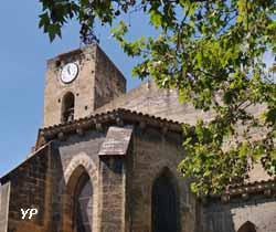 Eglise collégiale Saint Jean-Baptiste et Saint Jean l'Evangéliste (Office de Tourisme de Roquemaure)