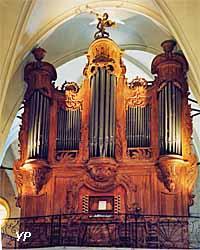 Orgue du XVIIe siècle