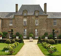 Château de la Ballue (Office de tourisme intercommunal Villecartier / Sten)