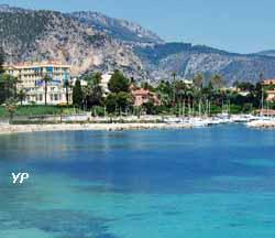 Baignade fourmis qualit de l 39 eau et plan d 39 acc s - Office de tourisme de beaulieu sur mer ...