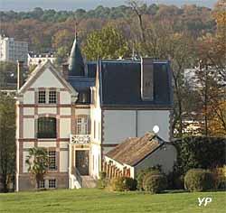 Manoir de Bel Ebat (Ville d'Avon)