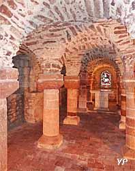 crypte de l'église Saint-Jean-Baptiste