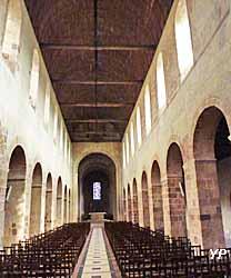 nef de l'église Saint-Jean-Baptiste