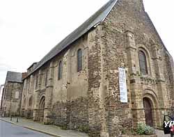 chapelle du Genêteil