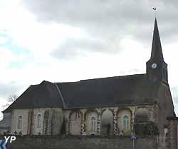 église de Saint-Michel-et-Chanveaux (doc. Yalta Production)