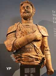 Buste de Henri IV, figure de proue du Henri IV (1848)