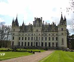 château de Challain-la-Potherie (XIXe s.) (doc. Yalta Production)