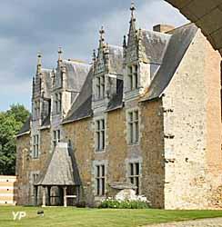Château de Mortiercrolles - logis
