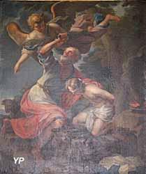 Cathédrale Saint-Louis - Le Sacrifice d'Isaac