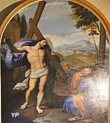 Cathédrale Saint-Louis - le Martyre de saint Julien (Witrofsky)