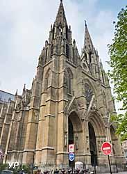 basilique Sainte-Clotilde-et-Sainte-Valère