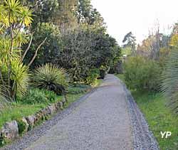 Jardin botanique de la Villa Thuret (Yalta Production)
