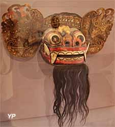 Musée de la Castre - masque de Barong (Bali)