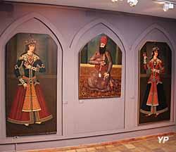 Musée de la Castre - peintures persannes