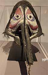 Musée de la Castre - masque d'initiation (Papouasie-Nouvelle Guinée)