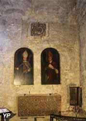 Cathédrale de la Nativité-de-Marie - chapelle du Saint Sacrement