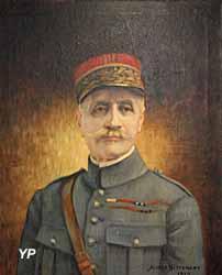 Musée Militaire - maréchal Joseph Joffre