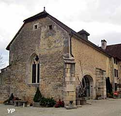 Chapelle du prieuré Saint-Christophe (Jean-Paul Gautier)