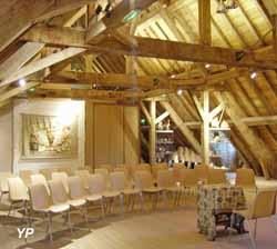 Château Phenix de Dampierre - espace Explora - salle en location dans le comble