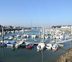 port d'Étel