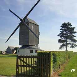 Moulin de la Garenne d'Ymonville (Daniel Chartier)