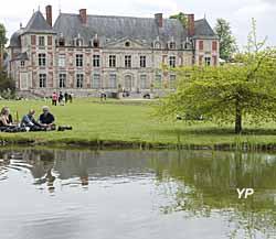 Domaine du château de Courson - journées des plantes (Jean-Pierre Delagarde)